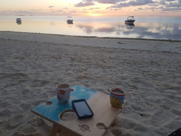 Square Blue Bay Mauritius