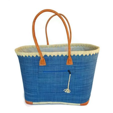 Teal Picnic Basket