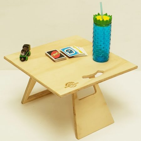 portable breakfast table
