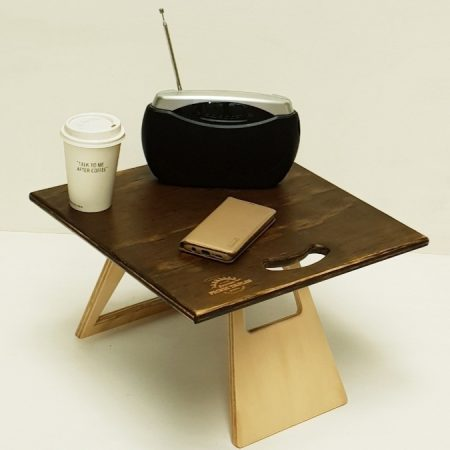 folding breakfast table