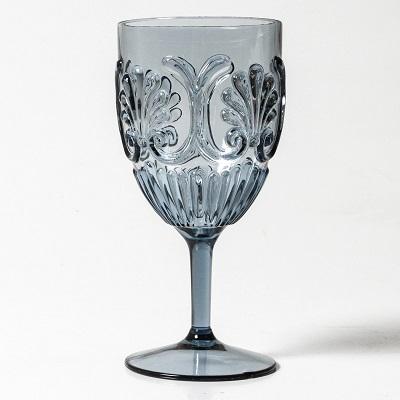 Acrylic picnic glass